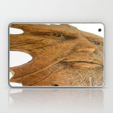 Face in the Wind  Laptop & iPad Skin