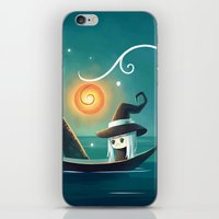 Little Witch 3 iPhone & iPod Skin