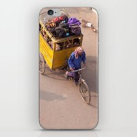 India New Delhi Paharganj 5557 iPhone & iPod Skin