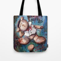 Hold Your Head UP (2015) Tote Bag