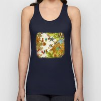 The Great Barrier Reef Unisex Tank Top