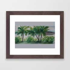 El Jobean MM160216m Framed Art Print