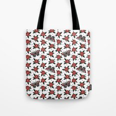 Butterfly Classic Tattoo Flash Tote Bag