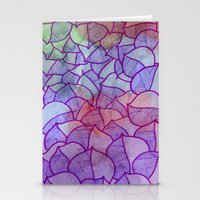Leaves / Nr. 7 Stationery Cards