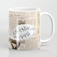 Bizarro Monkey Mug