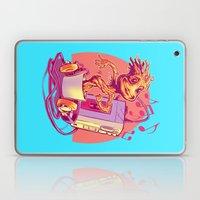 GROOVIN' THROUGH THE GALAXY Laptop & iPad Skin