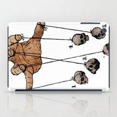The Five Dancing Skulls Of Doom iPad Case