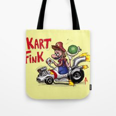 Kart Fink Big Bro! Tote Bag