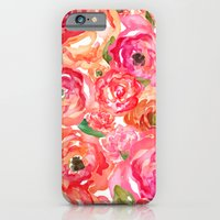 Bed of Roses iPhone 6 Slim Case