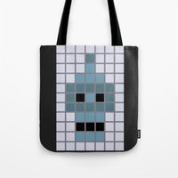 Bender Was Here Tote Bag