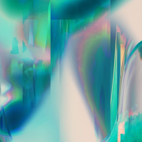 Pacifica glitch Art Print