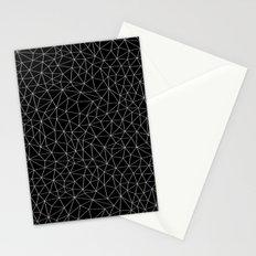Low Pol Mesh (negative) Stationery Cards