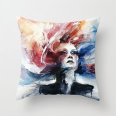 Antimonocromatismo II Throw Pillow