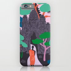 Angkor Wat Temples, Cambodia iPhone 6 Slim Case