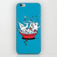 Cereal Killa iPhone & iPod Skin