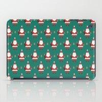 Day 10/25 Advent - Folding Santa iPad Case