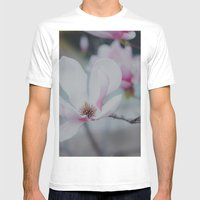 Sweet & Delicate Mens Fitted Tee White SMALL