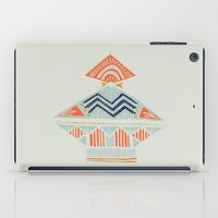 Pyramids 2 iPad Case
