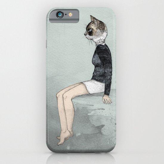 Cat Woman iPhone & iPod Case