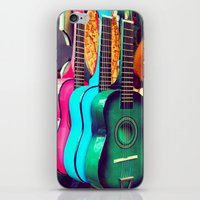 Las Guitarras. Spanish G… iPhone & iPod Skin