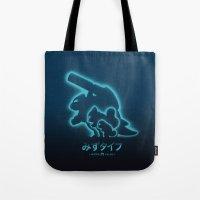 Mega Water Tote Bag