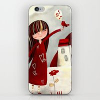 My Bird iPhone & iPod Skin