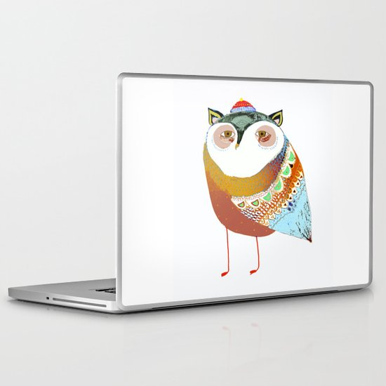 The Sweet Owl Laptop & iPad Skin