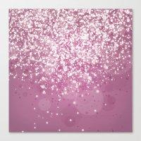 Glitteresques IV:III Canvas Print