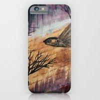 Literary Flying Fish iPhone 6 Slim Case