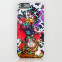 iPhone & iPod Case featuring Thor by Artless Arts
