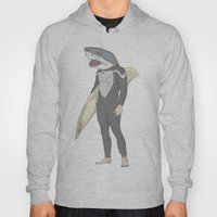 SHARK SURFER Hoody