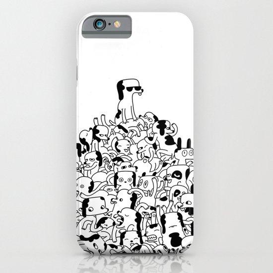 Pupper Pile iPhone & iPod Case