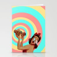 Stationery Cards featuring Too Sweet by Popsicle Illusion