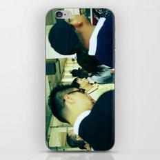 Hong Kong #10 iPhone & iPod Skin