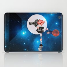 Space Flight iPad Case