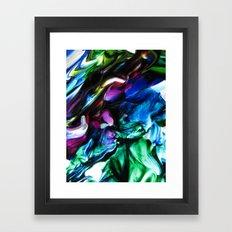 Vitreous Framed Art Print