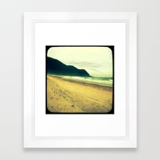 Wind & Sea Framed Art Print