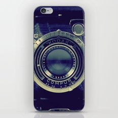 Vintage Camera Kodak iPhone & iPod Skin