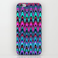 Making Waves Berry Smoothie iPhone & iPod Skin