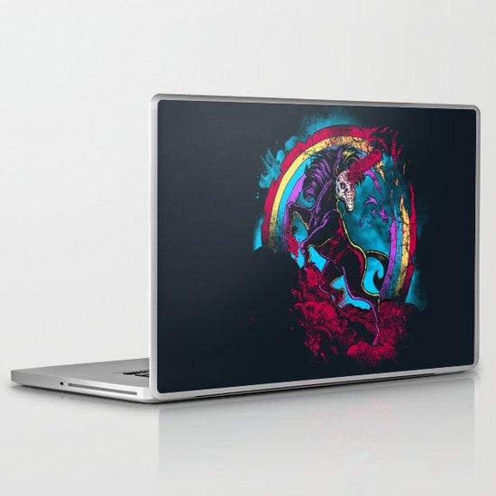 Murdercorn Laptop & iPad Skin