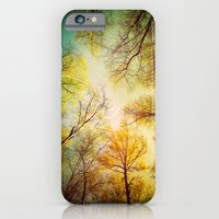 Rest in the forest iPhone 6 Slim Case