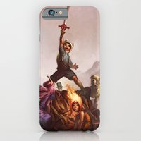iPhone & iPod Case featuring What time is it? by Giorgio Baroni