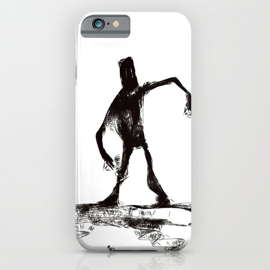 Zombie apocalypse-Walker iPhone & iPod Case
