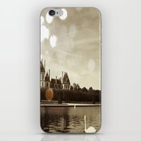 Extensive grounds iPhone & iPod Skin