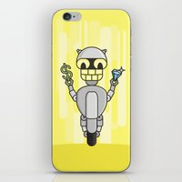 robotik iPhone & iPod Skin