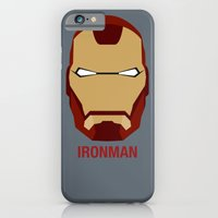 IRONMAN iPhone 6 Slim Case