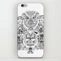 Ri-Damn-Diculous iPhone & iPod Skin