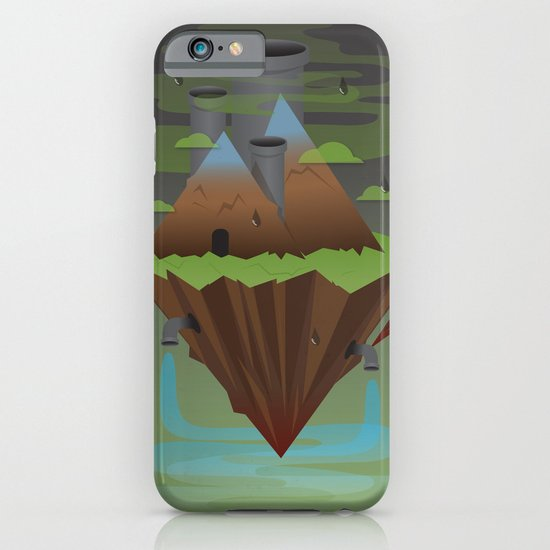 Save the Planet iPhone & iPod Case