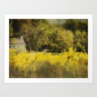 Chester Springs Art Print
