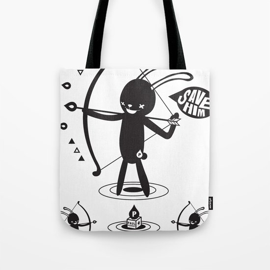 SORRY I MUST LIVE - DUEL 2 VER B ULTIMATE WEAPON ARROW  Tote Bag